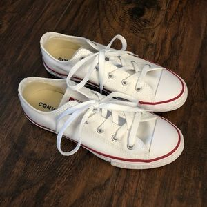 Converse Chuck Taylor All Star Youth Shoes White